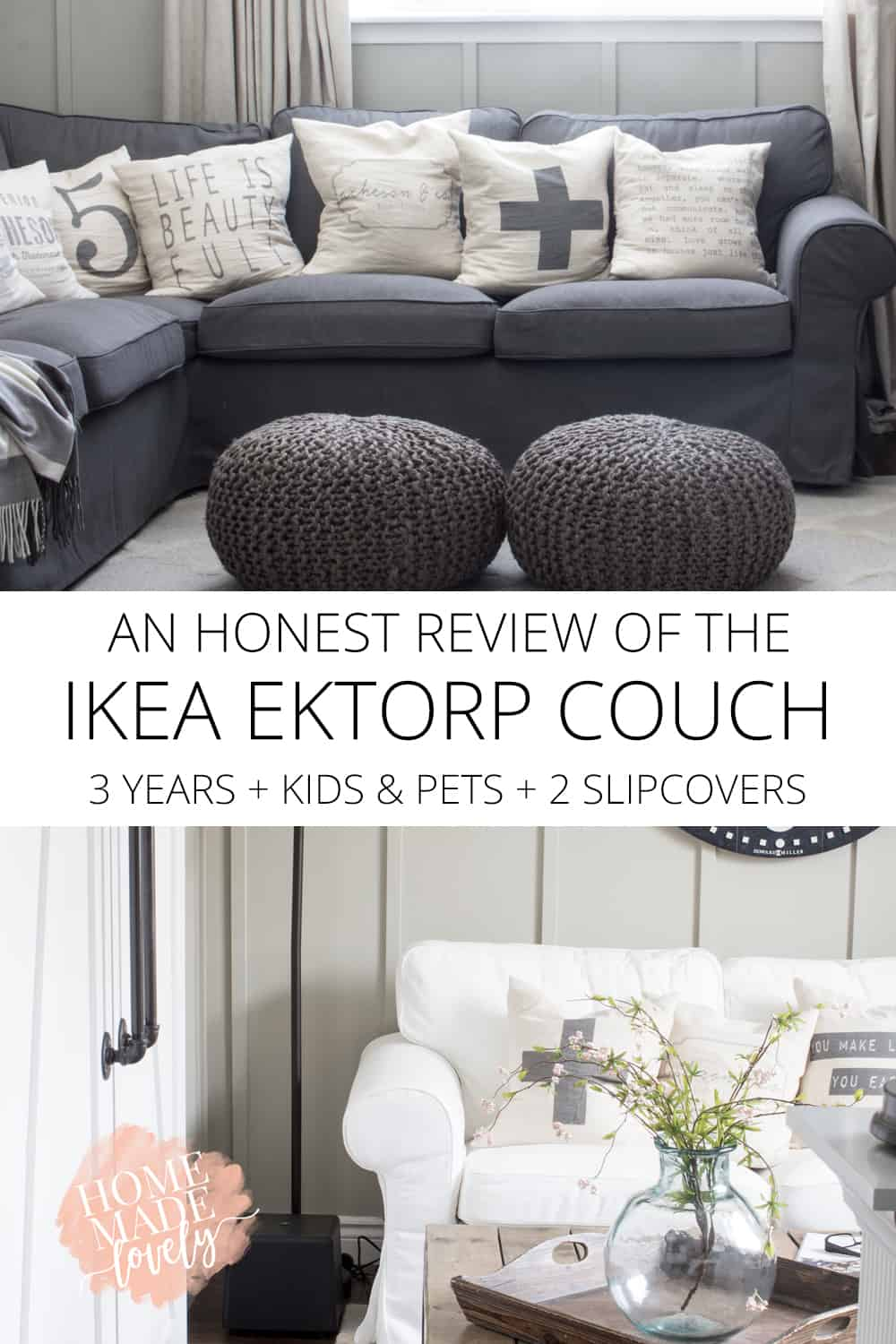 Peachy An Honest Review Of The Ikea Ektorp Couch After 3 Years Theyellowbook Wood Chair Design Ideas Theyellowbookinfo