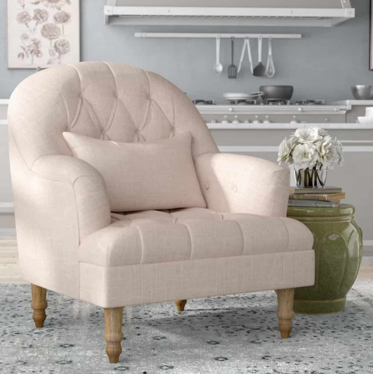 Palafox armchair
