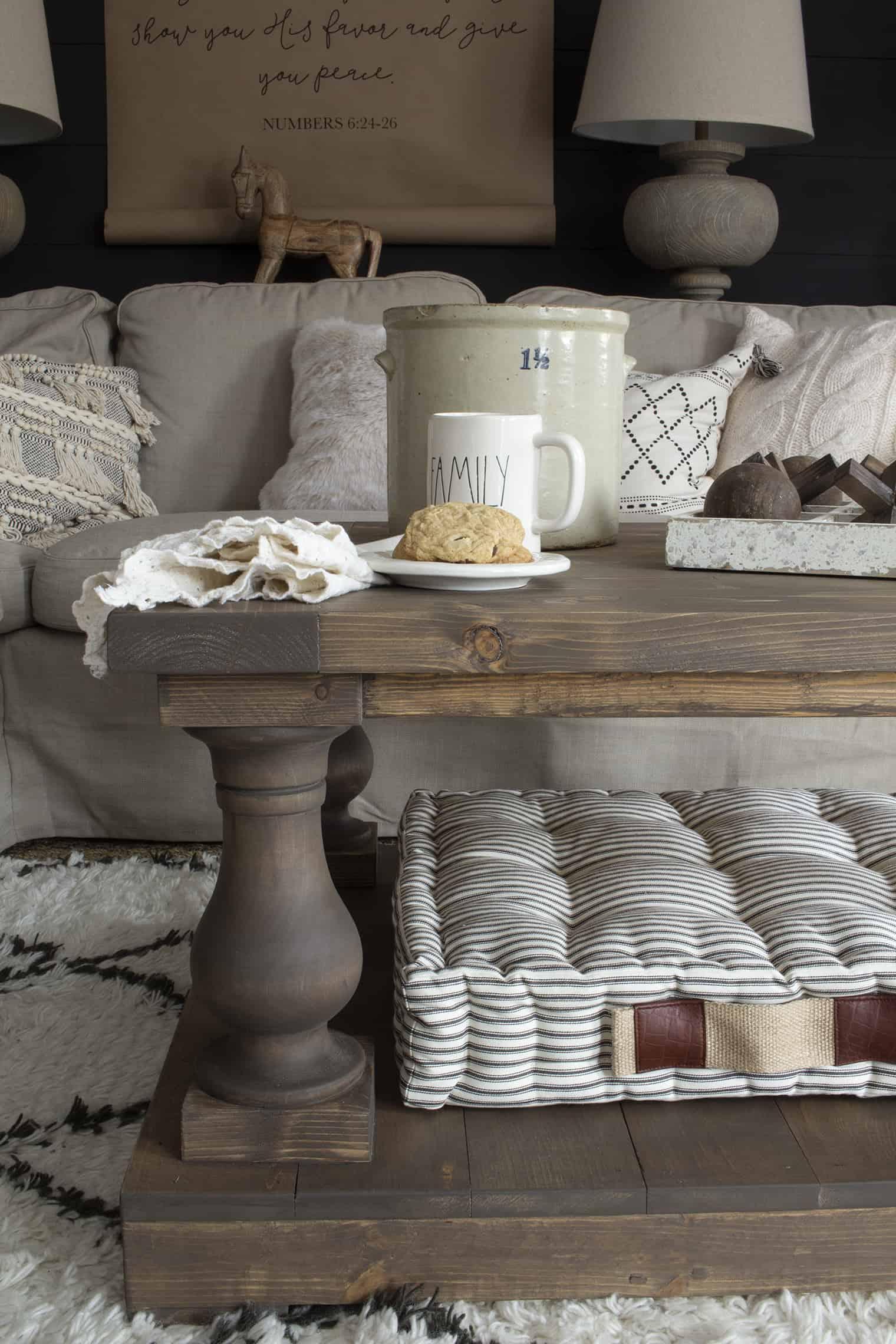 Diy Balustrade Coffee Table Where To Get Balustrades