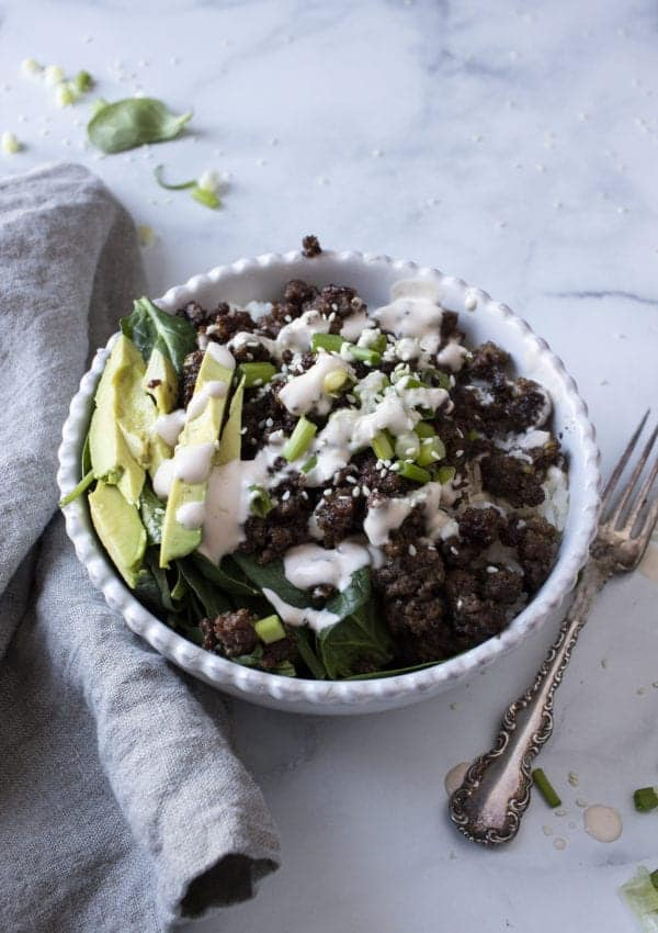 Make These Yummy Korean Beef Bowls for Dinner This Week!