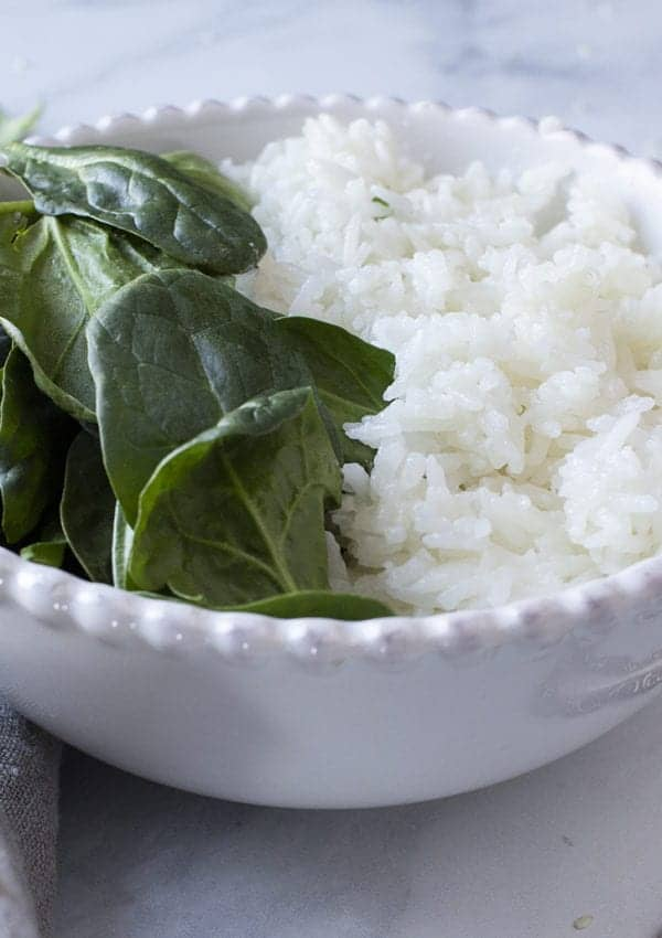The Easiest Coconut Sticky Rice Recipe Ever!