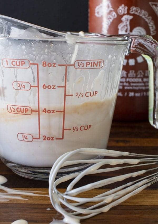 Easy Sriracha Mayo Recipe – Make it as Spicy as You Like!