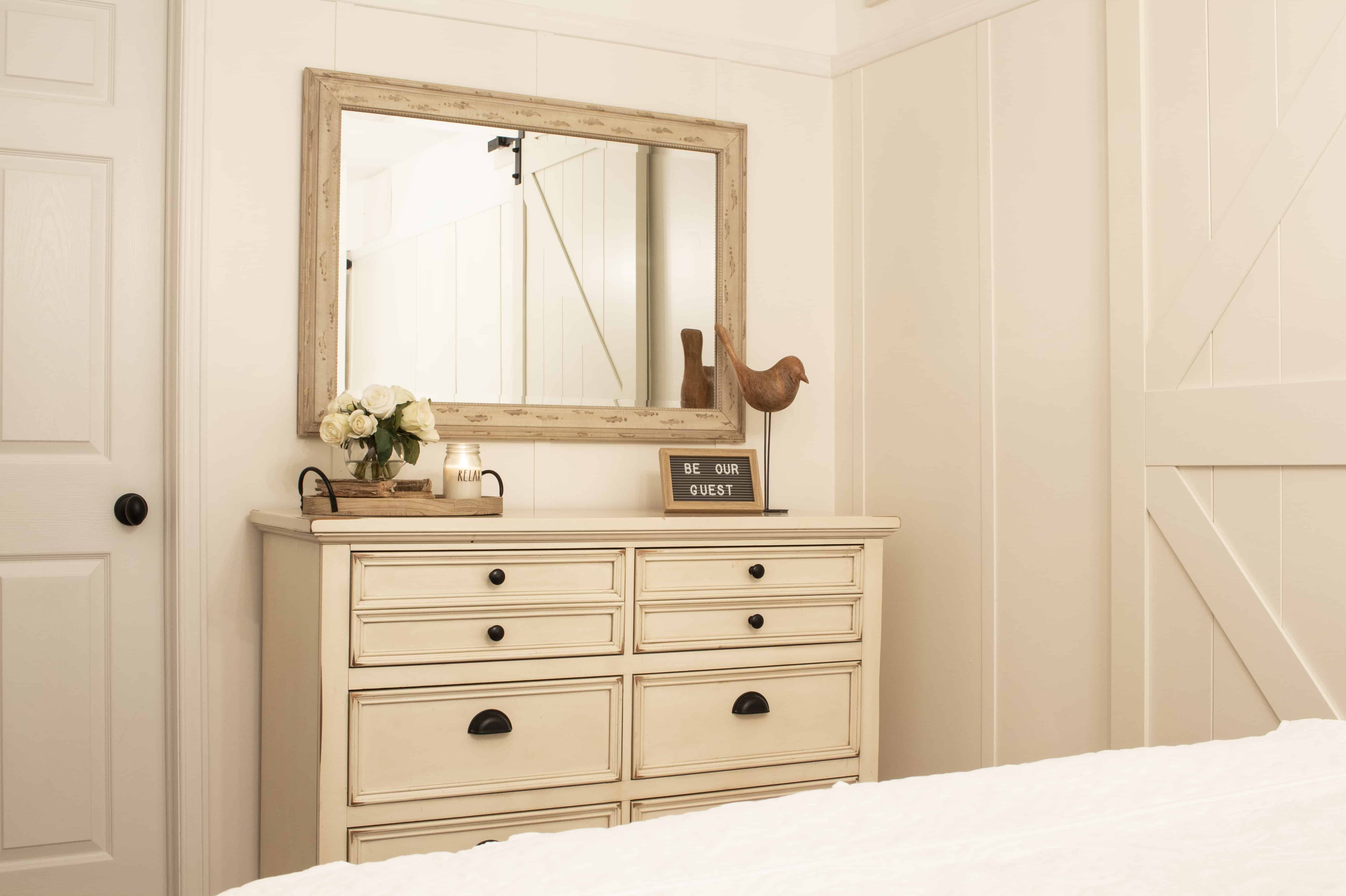 be our guest dresser