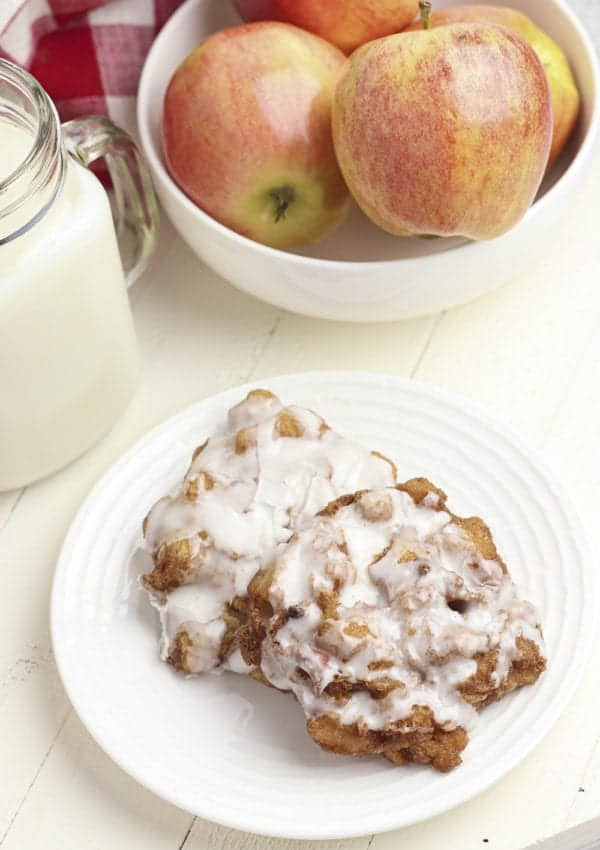 How to Make Delicious Gluten Free Apple Fritters