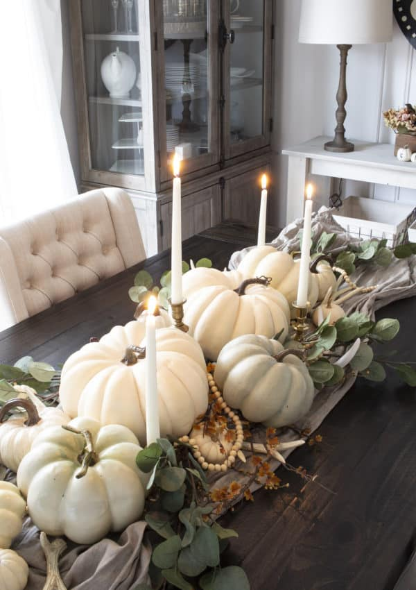 A Fall Centerpiece You Can Use Year After Year!