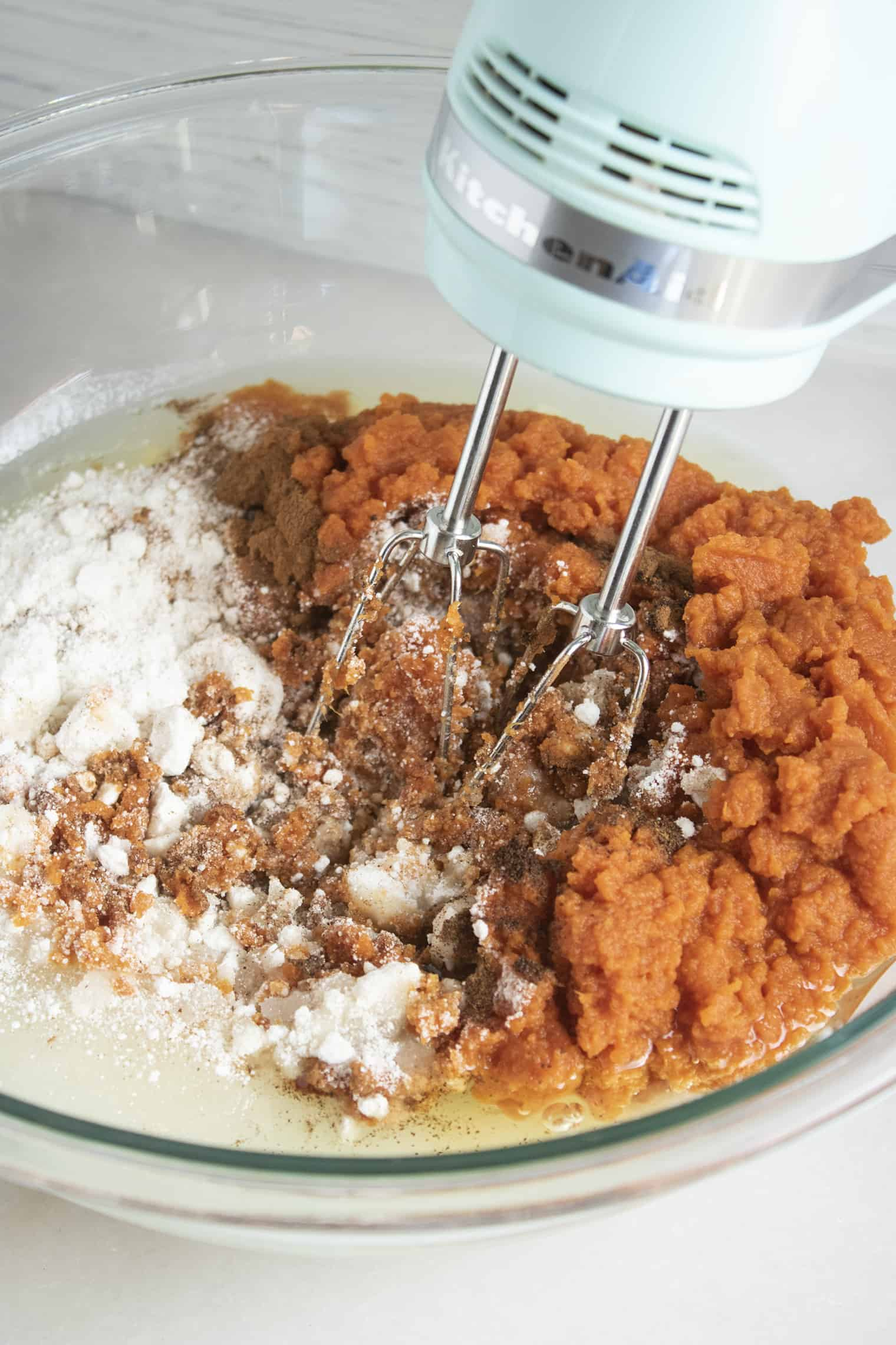 Pumpkin Cupcake Mason Jar Trifles