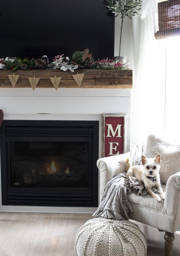 Free Printable Banner Letters – For the Holidays or Everyday!