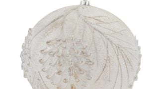 Ball & Pinecone Ornament Set