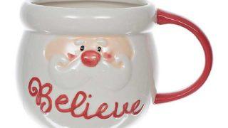 Believe Santa Mug