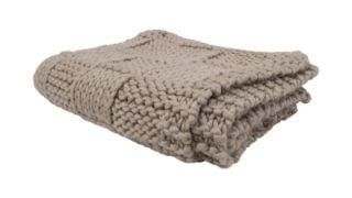 Shirlene Chunky Knit Throw
