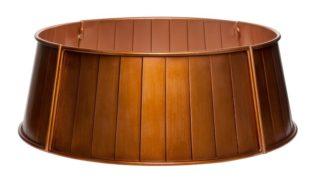 Copper Look Tree Collar
