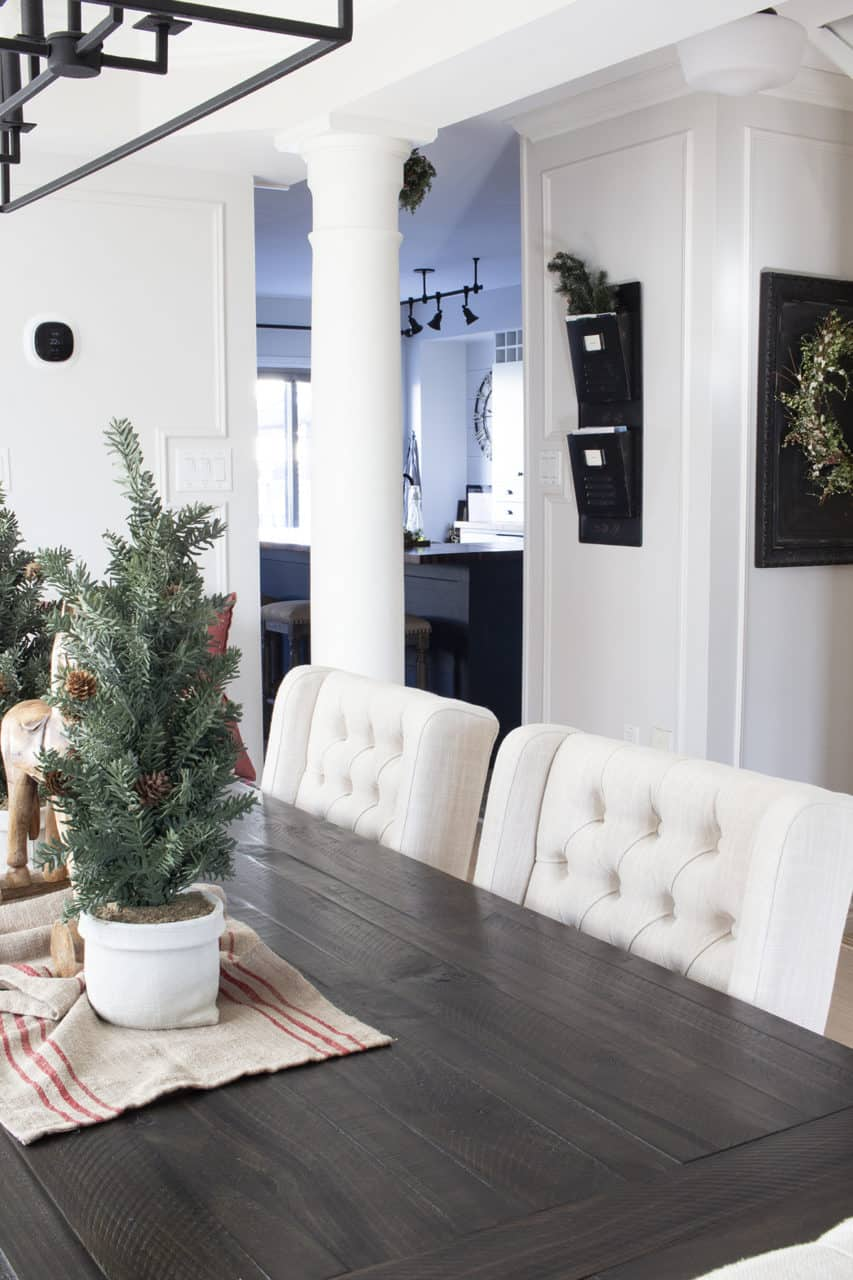dining room to living room xmas 2019