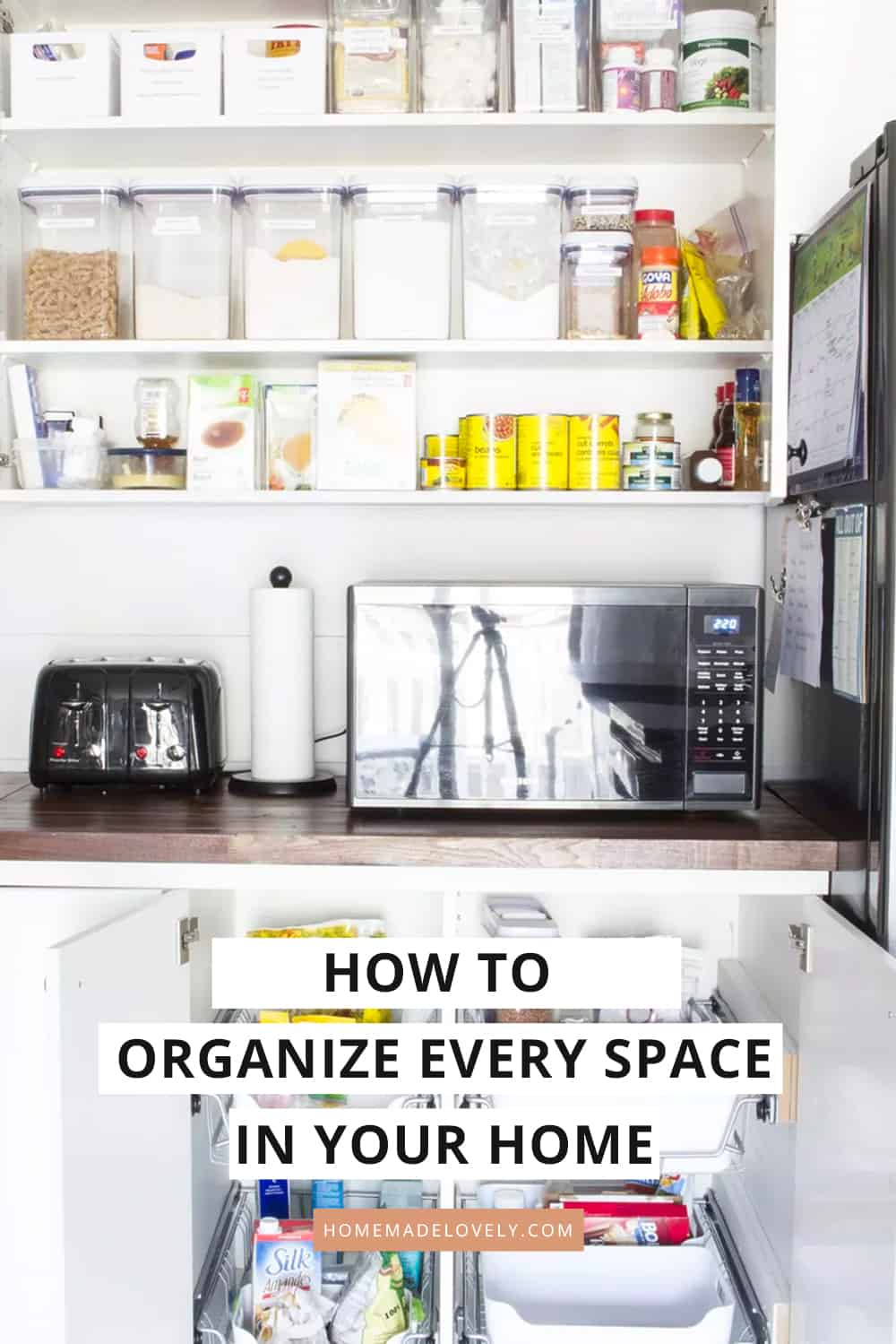 How to organize anything