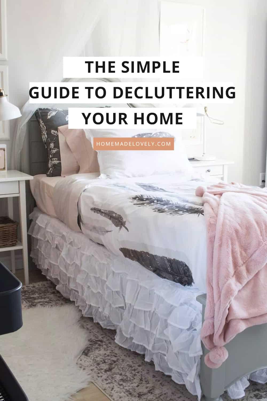 easy decluttering