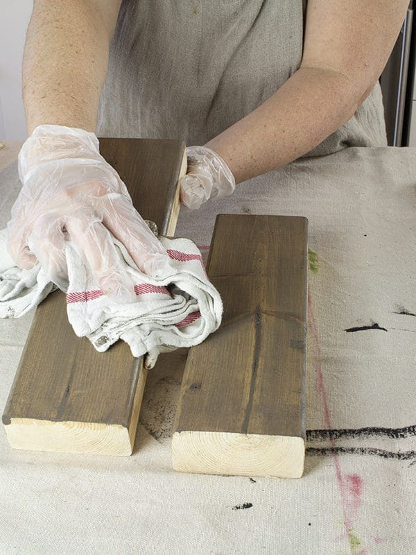 How to Stain Wood – Step-by-Step Tutorial