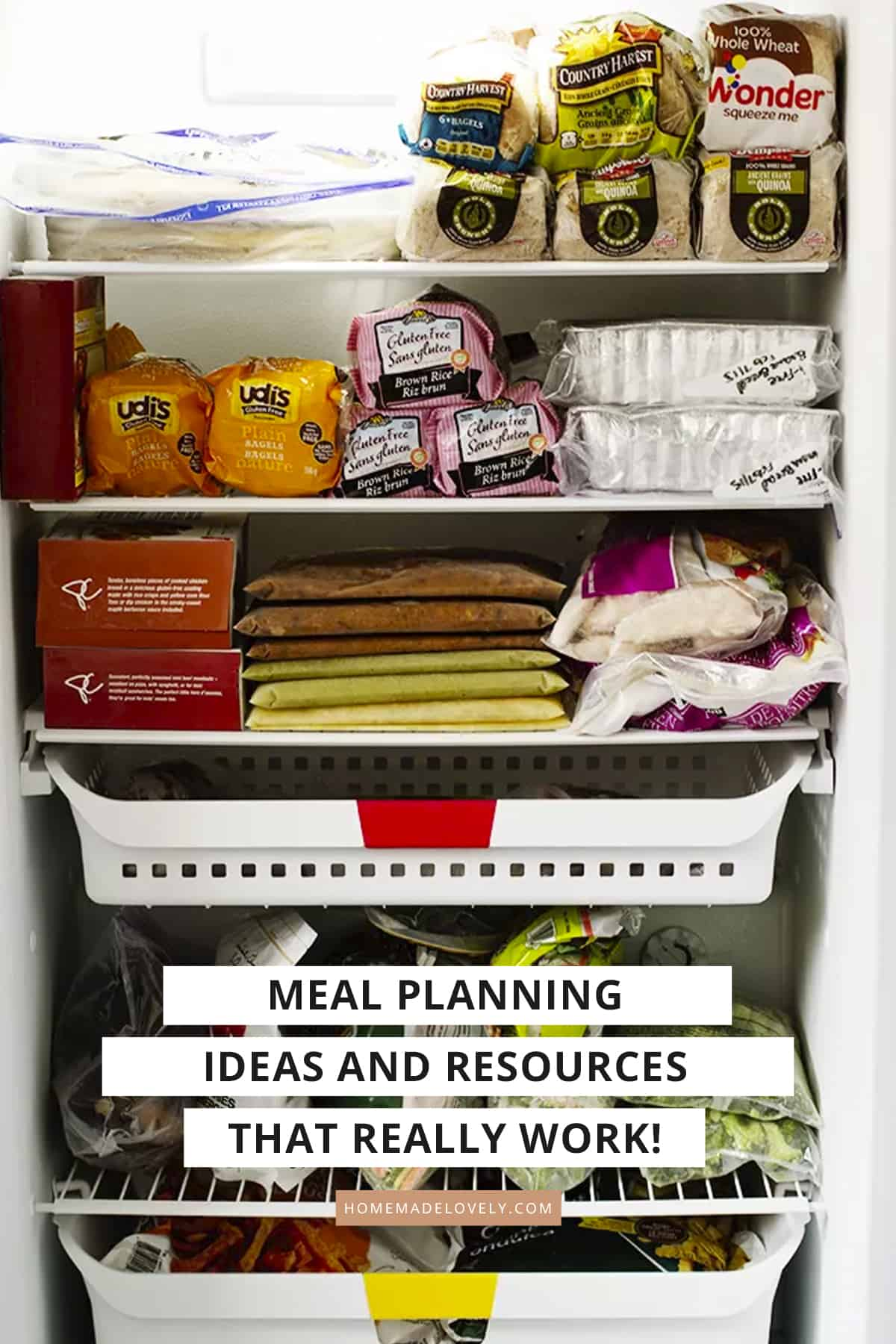 meal planning and resources that really work