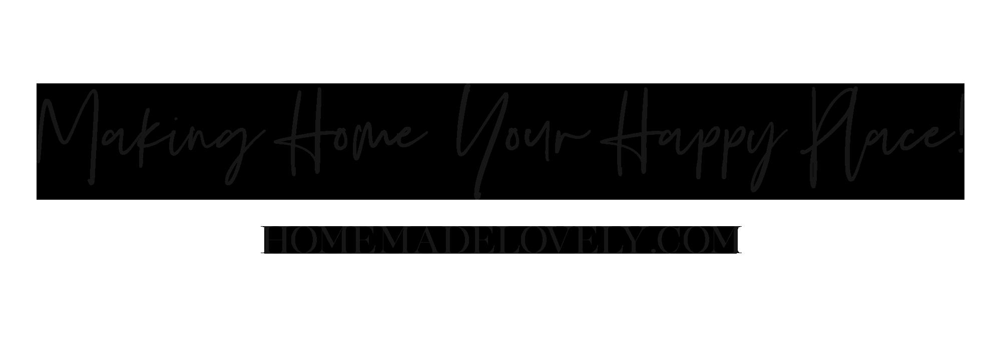 HomeMadeLovley.com