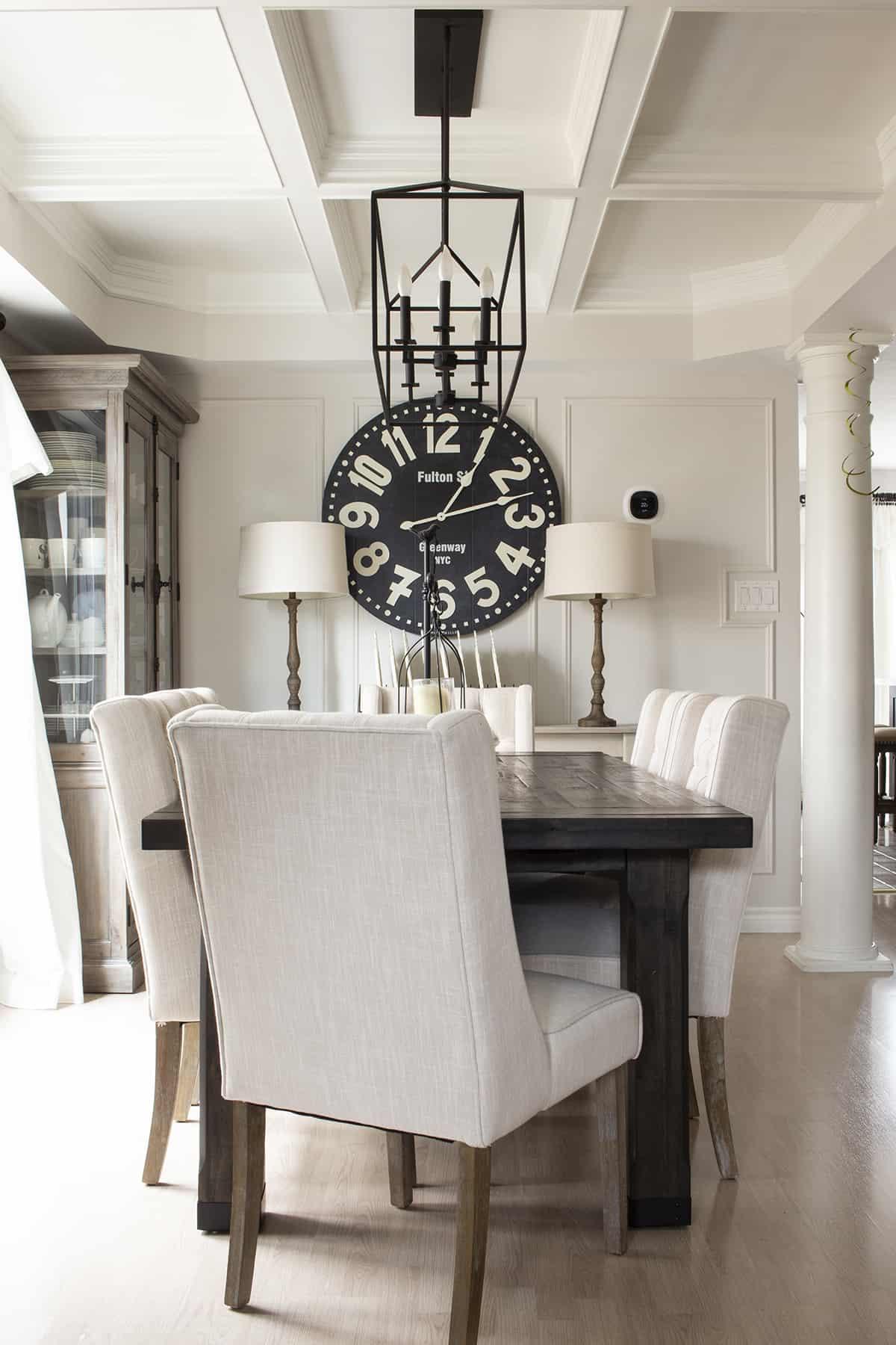 spring 2020 dining room