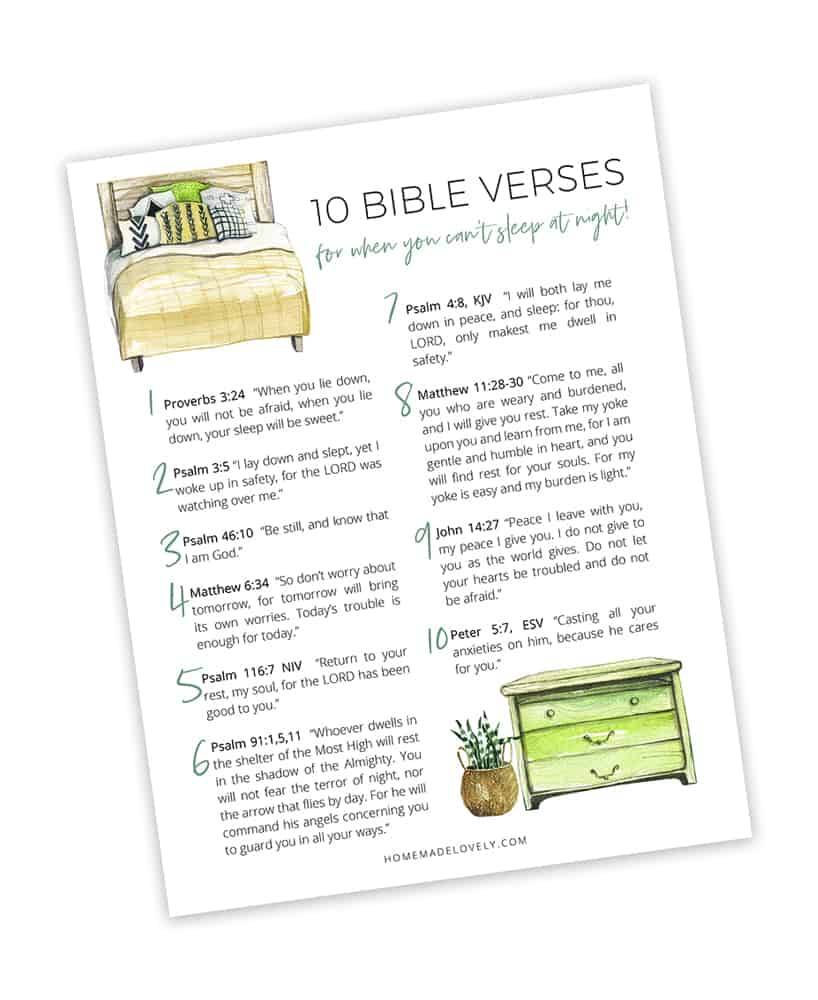 sleep bible verses printable for blog 2