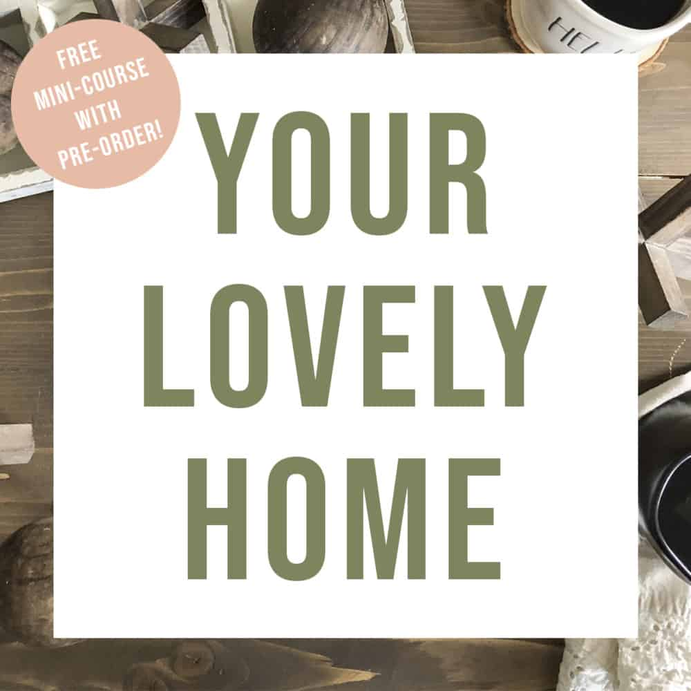 Your Lovely Home course graphic