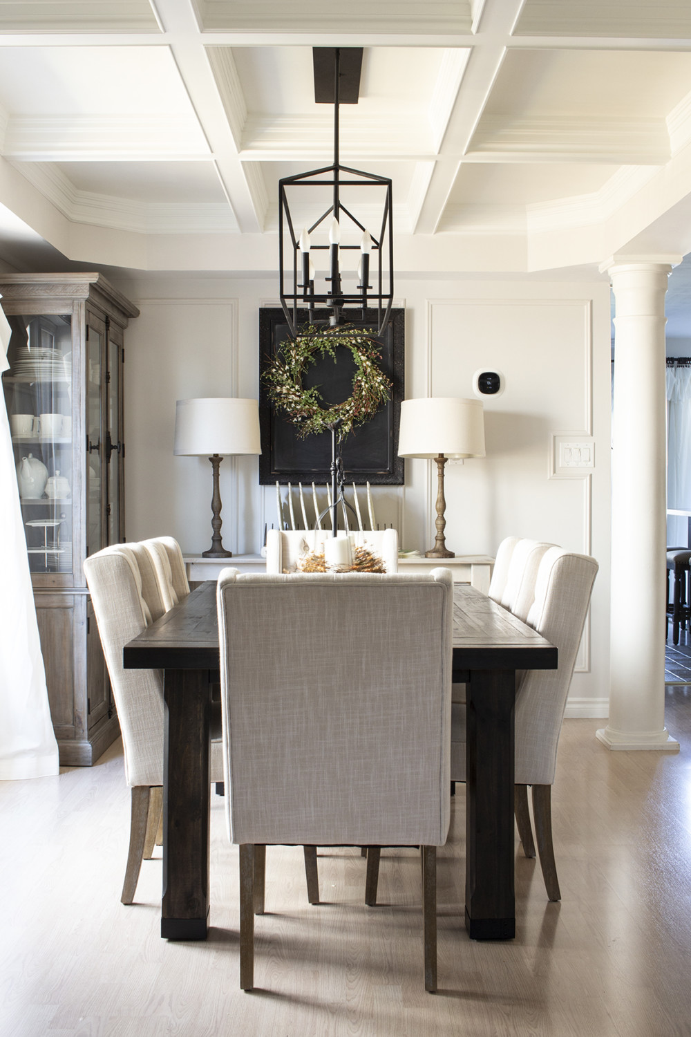 dining room from entry vertical