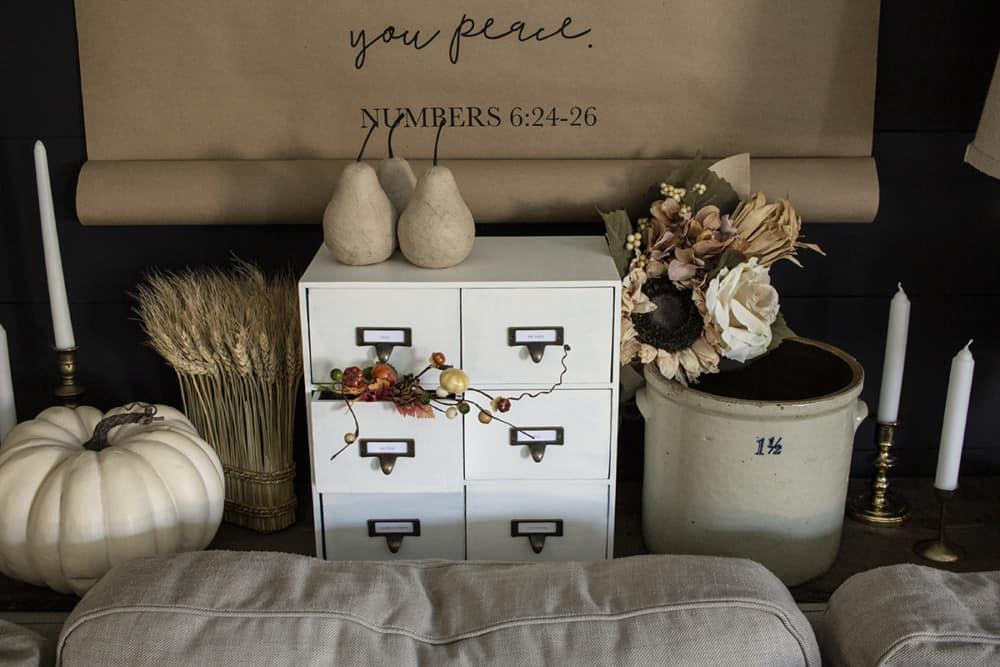 sofa table ikea drawers