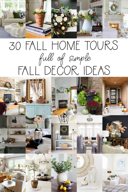 fall tour photos