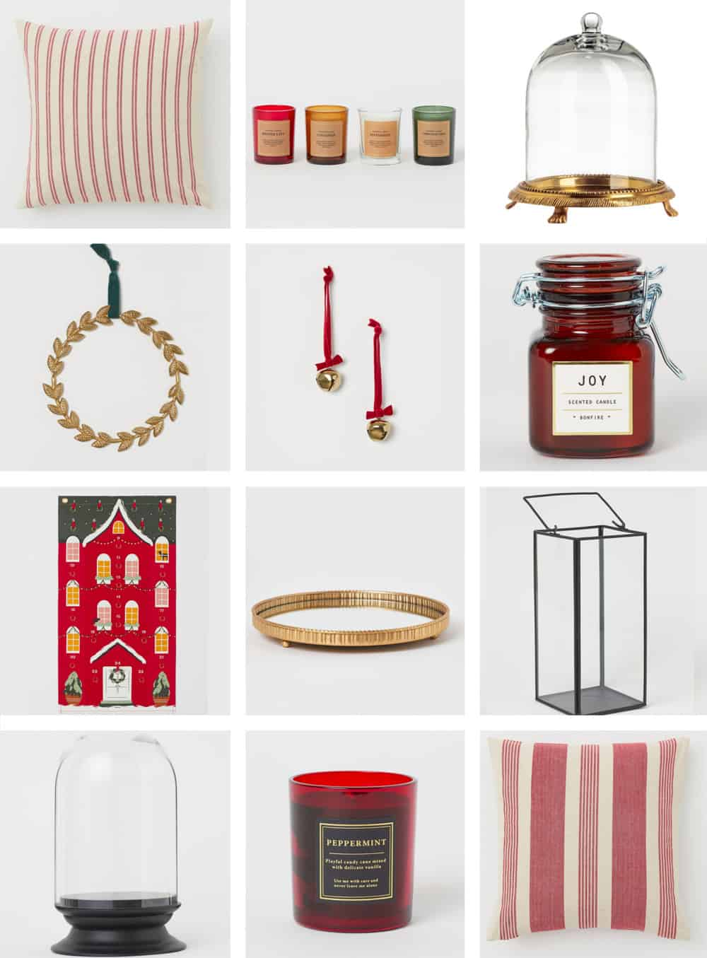 Cozy Christmas Decor From H&M pin 2