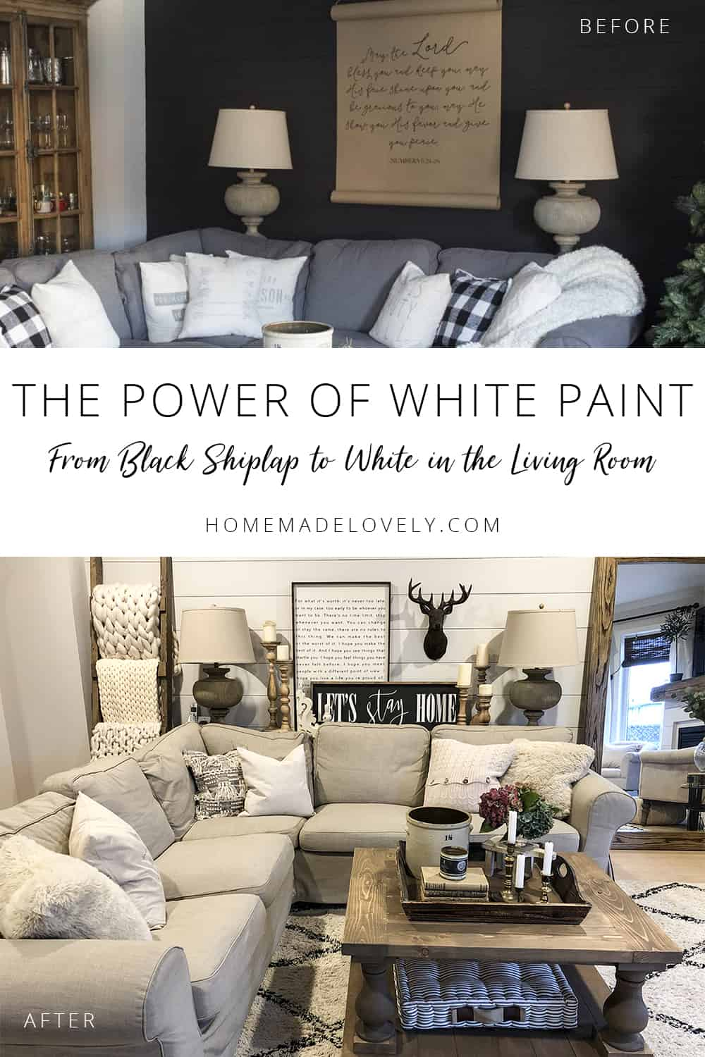 The Power of White Paint