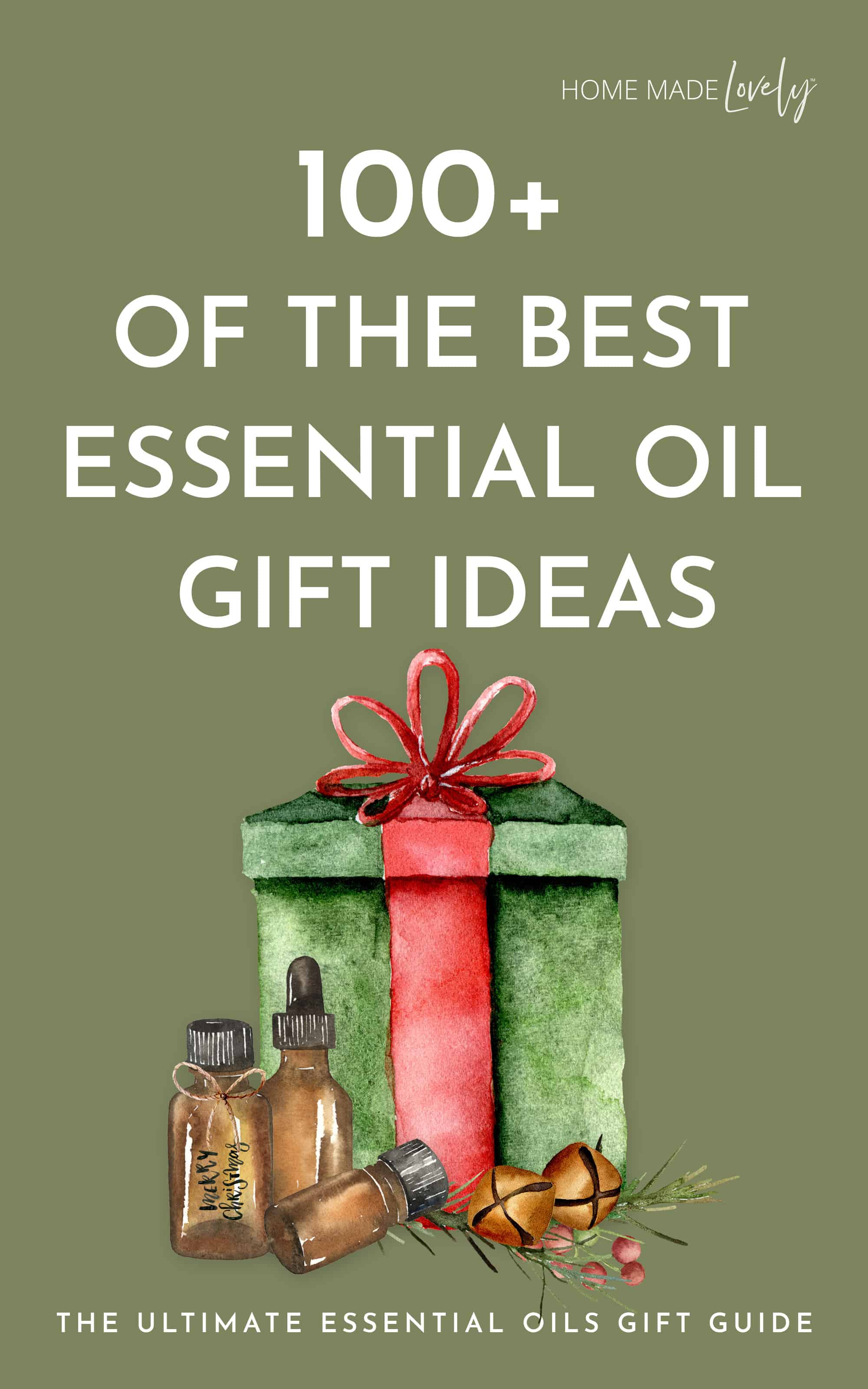 The Ultimate Essential Oil Gifts Guide – 100+ Best EO Gift Ideas