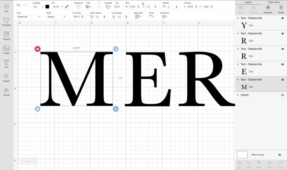 Cricut Design Space Screenshot 1