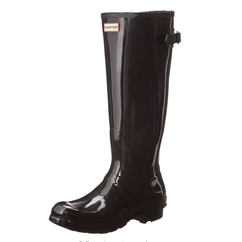 women's tall hunter rain boots